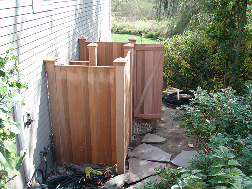 Outdoor Showers On Pinterest Outdoor Showers Rustic